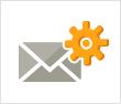 メール設定 イメージ